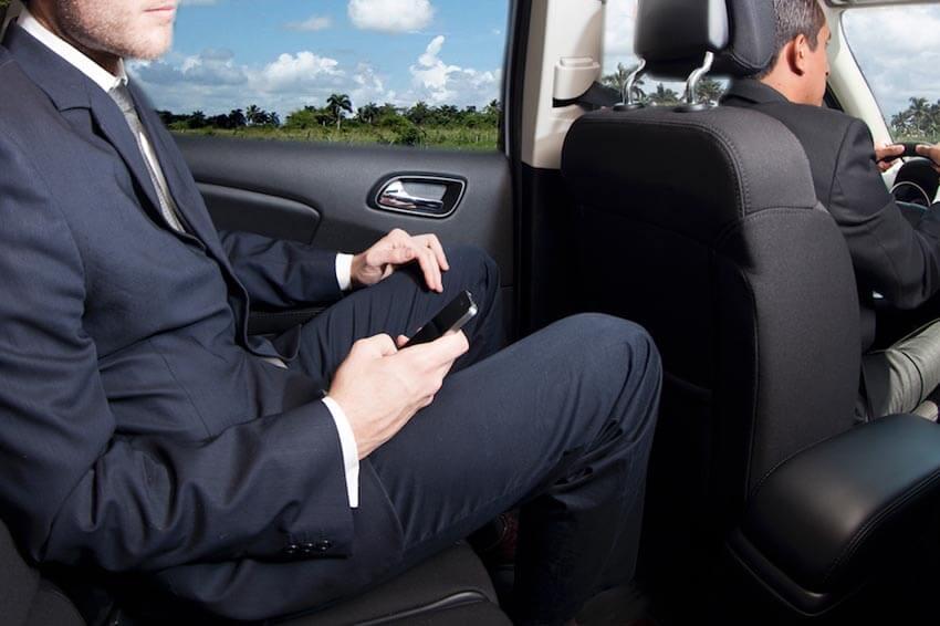 Las ventajas del transporte privado