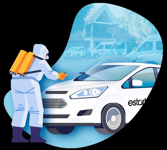 Protocolos de seguridad al viajar, transporte seguro entre ciudades, transporte expecial, transporte empresarial, empresa de transporte, permisos de traslado
